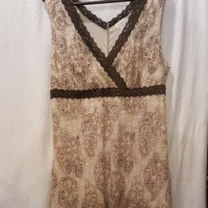 MAURICE'S  plus size SLEEVELESS dress..size 2